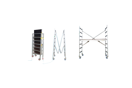 INSTANT SNAPPY SCAFFOLD Max Stand Height 1.5 Metre