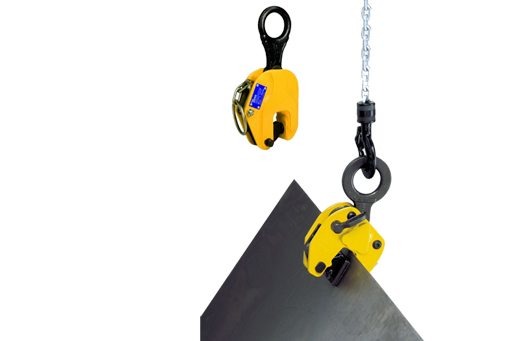 PLATE CLAMP VERTICAL LIFT