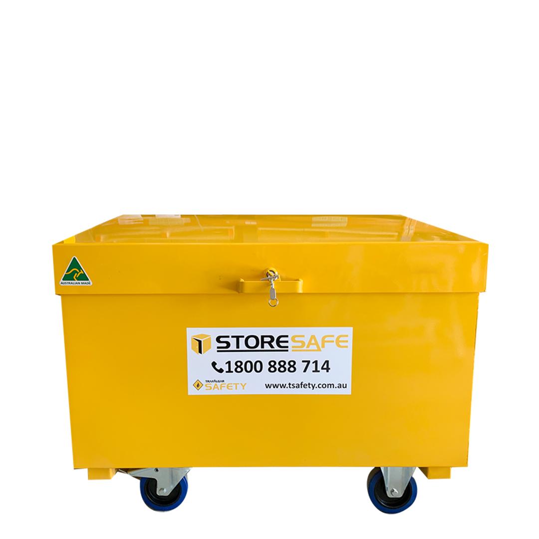TOOL BOX 1200mm L x 850mm W x 750mm D 108kg