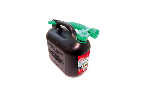 5 ltr OIL CONTAINER Black