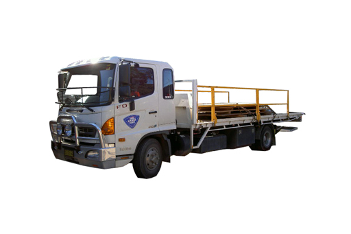 Truck Tilt S 4.5T p/load 6.3x2.465m Hrly + Tolls