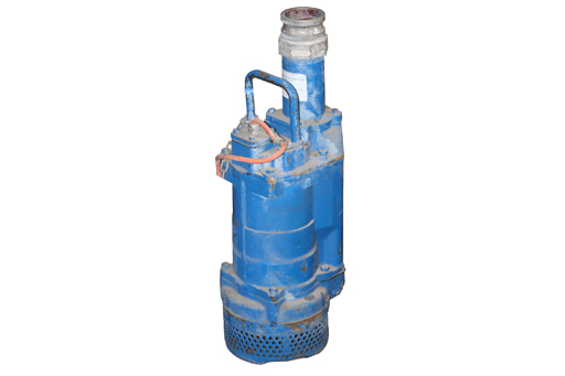 AUTO. SUBMERSIBLE PUMP 100mm 3 PHASE