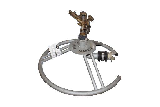 Sprinkler Water for Dust Control or Irrigation