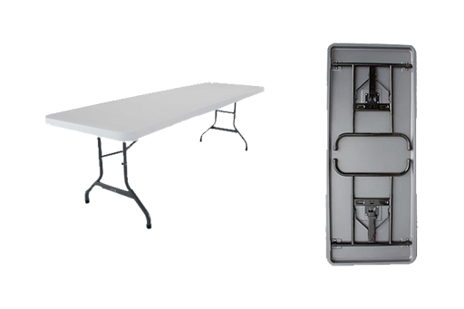 LUNCH TABLE 2400 x 750mm