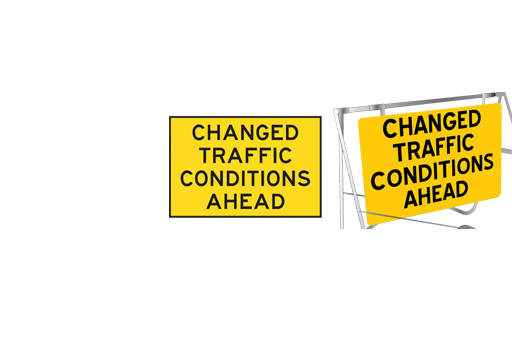 Changed Traffic Conditions