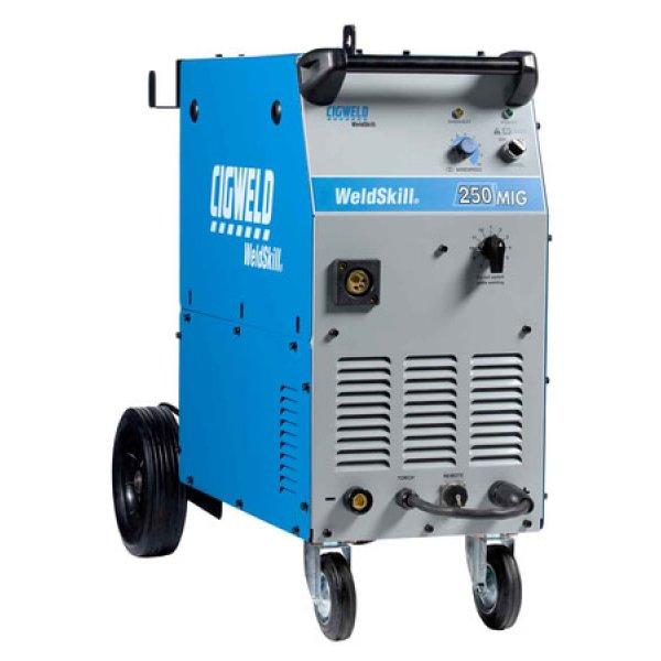 WELDER MIG 250 amp 3 PHASE