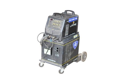 Welder Tig Unit 200amp AC/DC 15amp Lead 240v