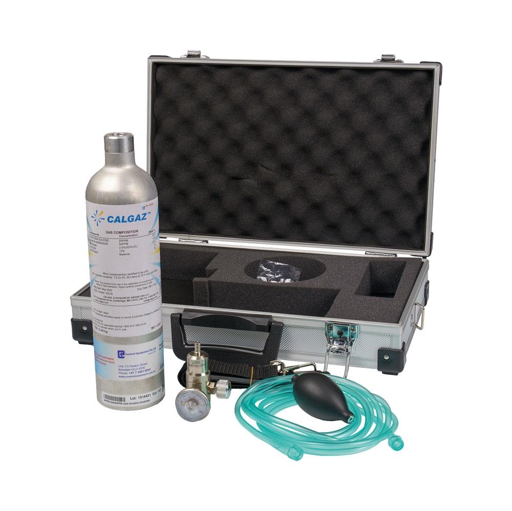 Gas Detector Bump Test Kit