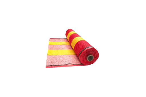 BARRIER MESH Onion 50m (Red/Yellow)