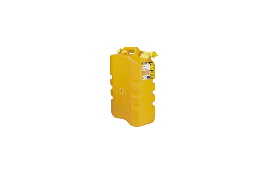 Jerry Can Plastic Yellow 20ltr